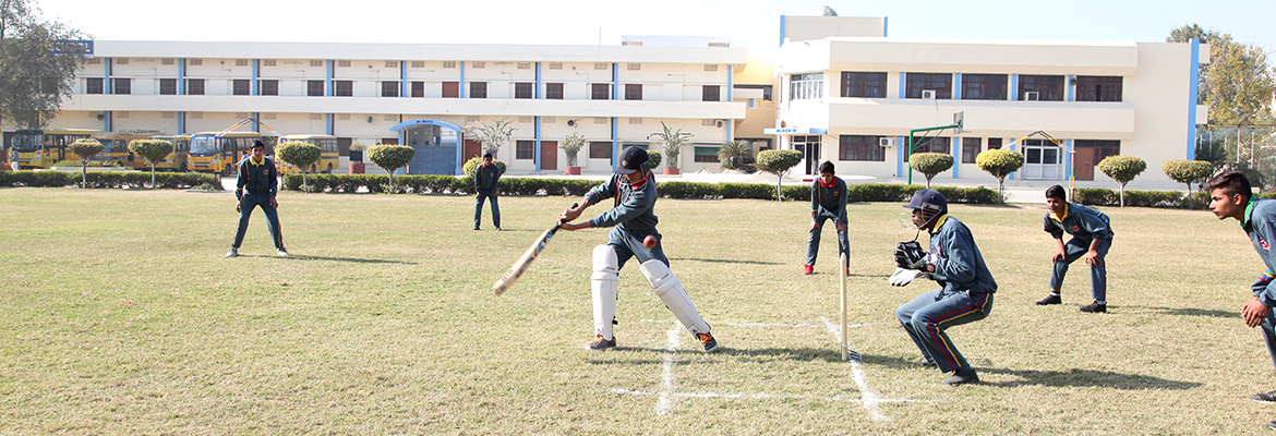 Games & Sports Facilities